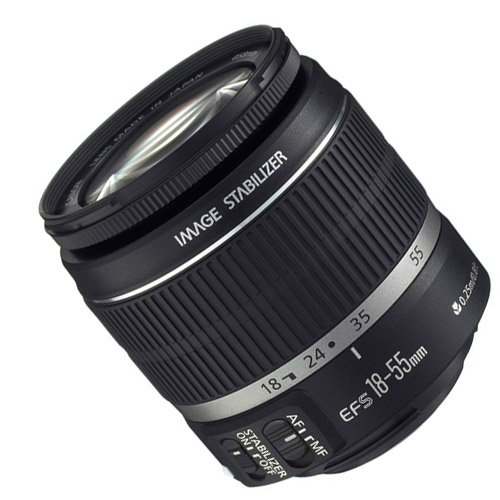 CANON EFS 18-55mm f/3,5-5,6 IS