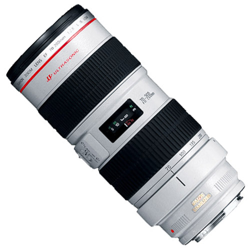 CANON EF 70-200mm f/2,8L IS II USM